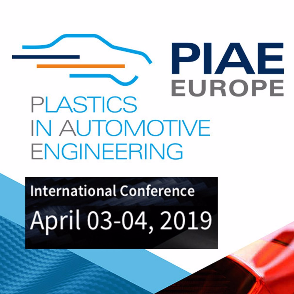 PIAE PLASTICS IN AUTOMOTIVE ENGINEERING